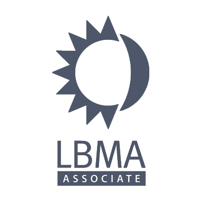 BMG is an associate member of the LBMA
